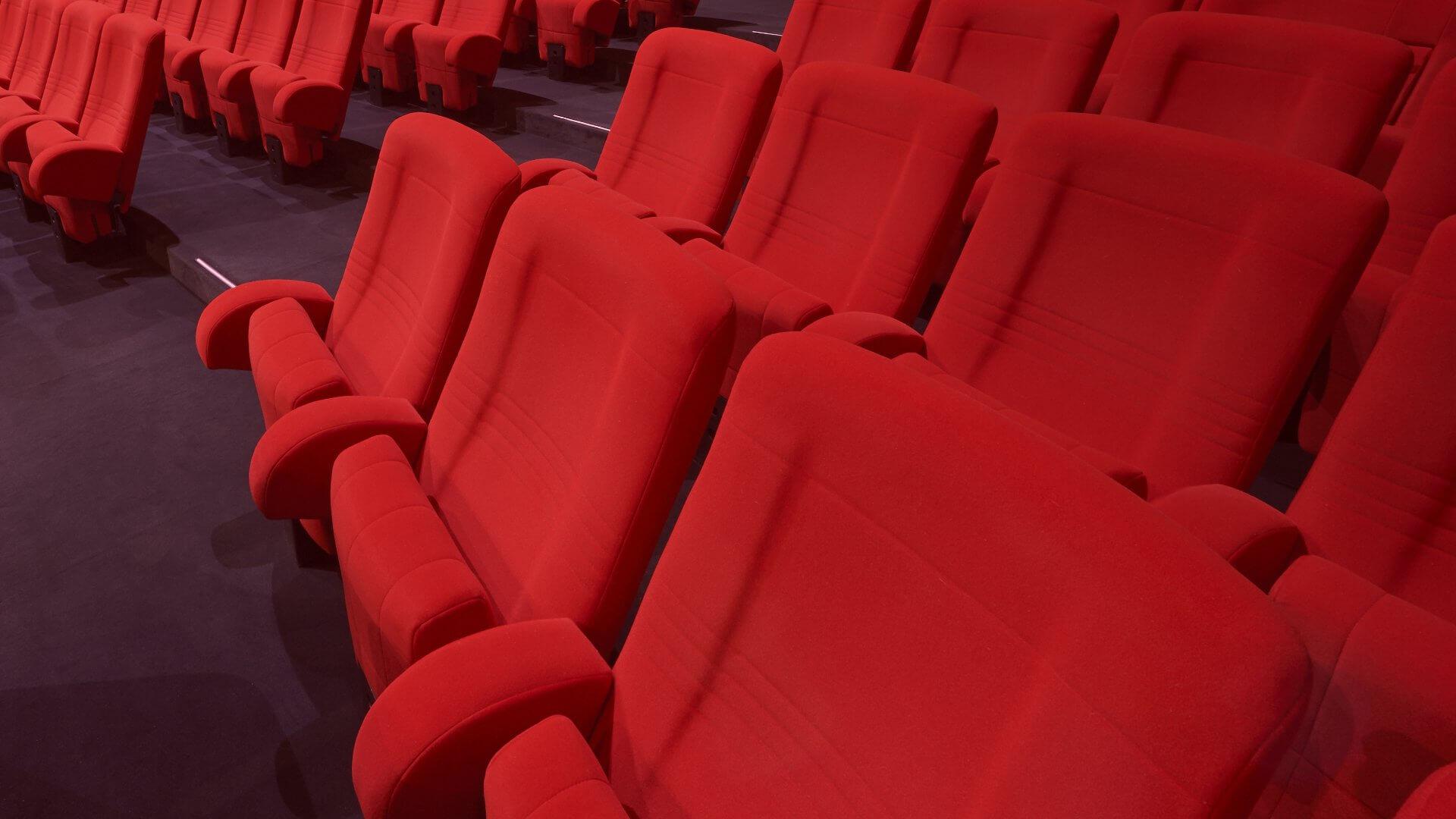Kleslo - Fabriquant francais Fauteuils Cinéma, théatre, Ampthitéâtre ...