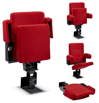 Leso DT- tibune-kleslo Leader de fabrication de fauteuils cinéma, théâtre ...