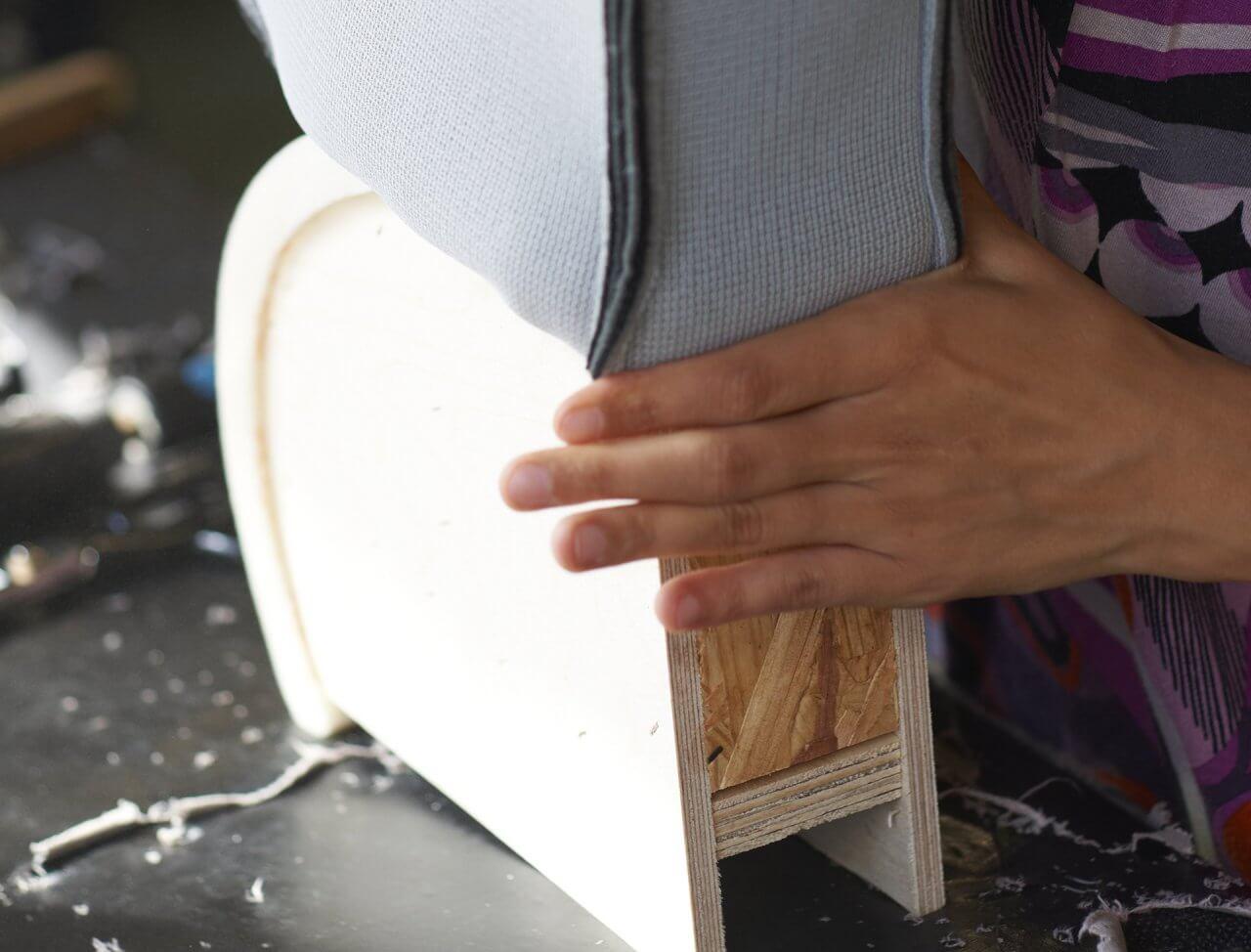 Kleslo - Leader de fabrication de fauteuils cinéma, théâtre ... habillage