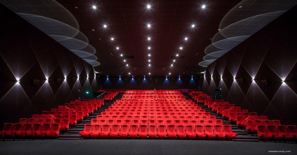Kleslo - réalisation Fauteuil cinéma Ciné Mazarin Paris