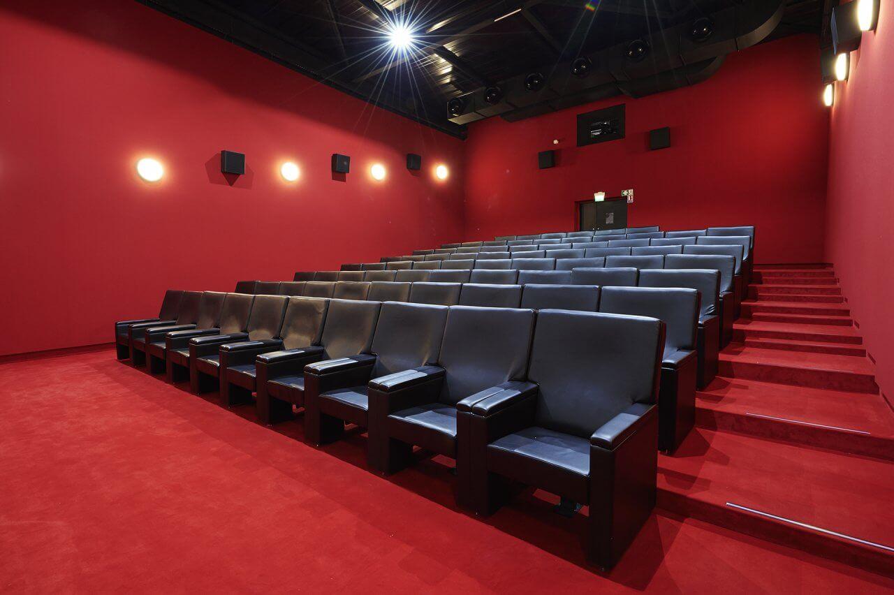 Kleslo - réalisation Fauteuil cinéma Cin'amand