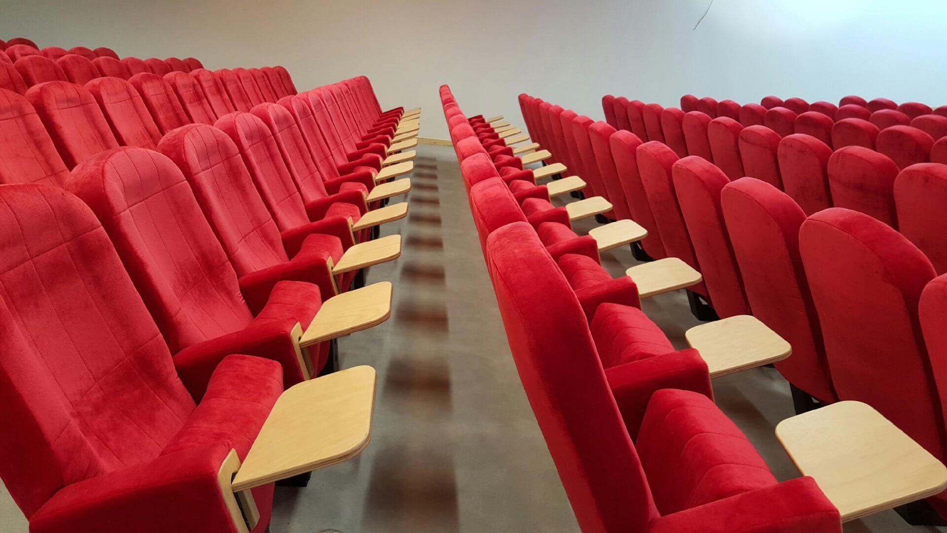 Kleslo - Leader de fabrication de fauteuils cinéma, théâtre ... image v2