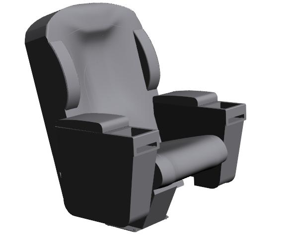 Kleslo - Leader de fabrication de fauteuils cinéma, théâtre ...Ice room