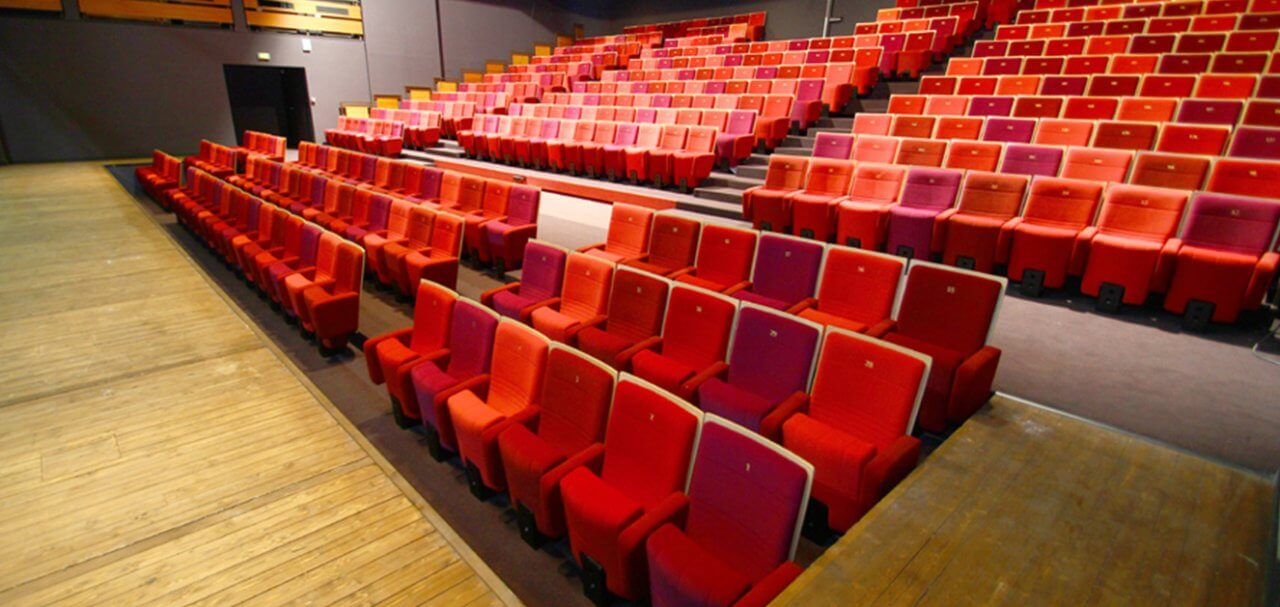 Kleslo - Leader de fabrication de fauteuils cinéma, théâtre ...