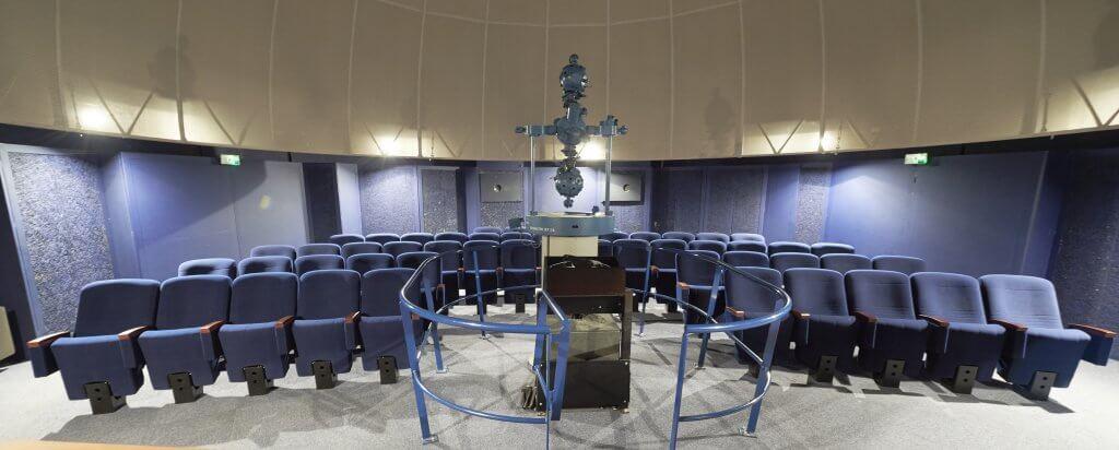 kleslo-planetarium-fauteuils pour salle multifonction
