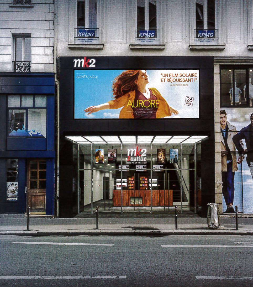 kleslo-actualité MK2 Bastille faubourg st antoine