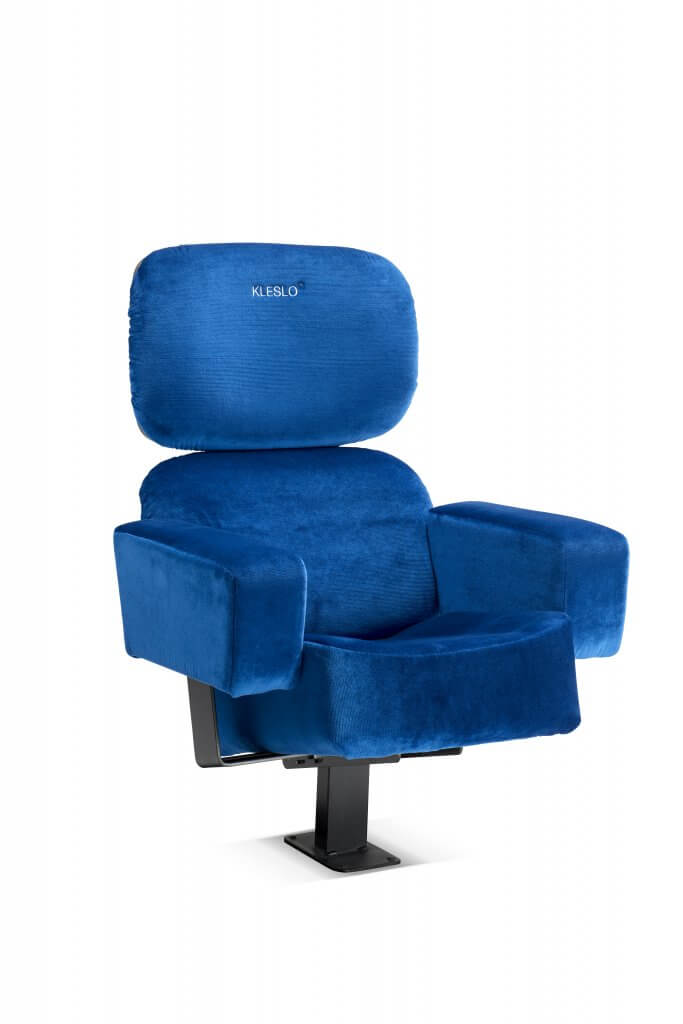 Kleslo -Ottoman club- Leader de fabrication de fauteuils cinéma, théâtre ...drift
