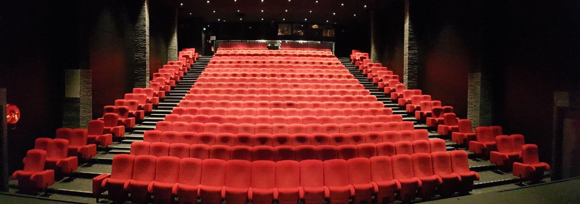 Kleslo - Fauteuil théâtre inertie caisson