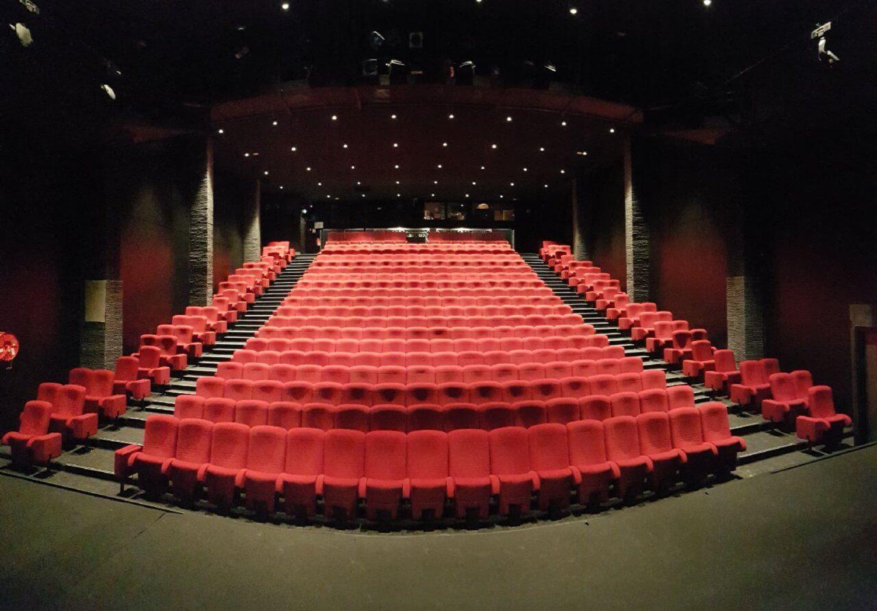 Centre Henri Oreiller photo cinéma fauteuil kleslo