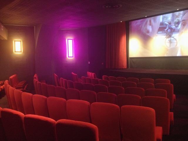 Kleslo - Leader de fabrication de fauteuils cinéma, théâtre ... Nice les Variétés v2
