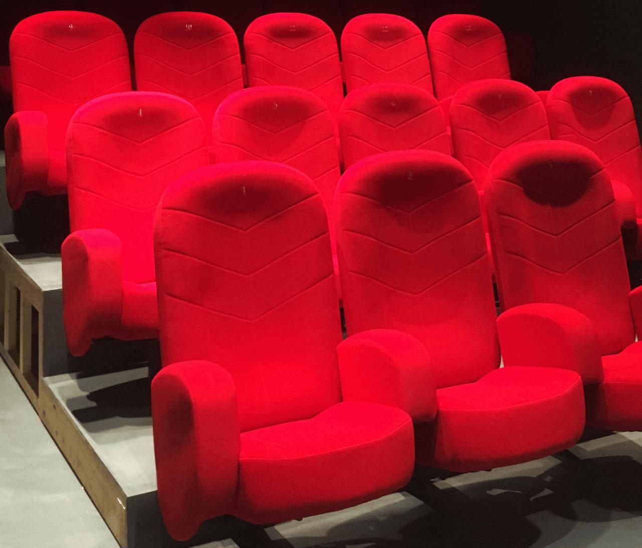 Kleslo - Leader de fabrication de fauteuils cinéma, théâtre ... edition jacques brel bruxelles v2