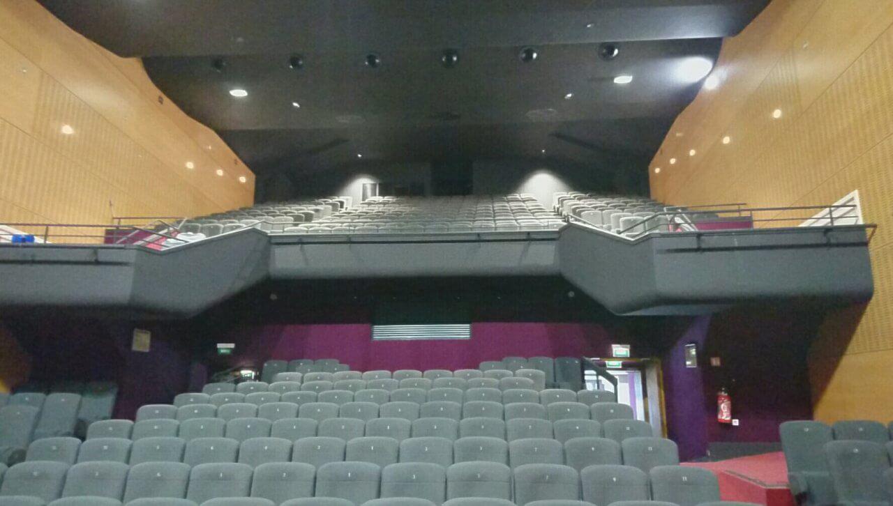 Kleslo - Leader de fabrication de fauteuils cinéma, théâtre ... forum rioms inertie caisson v3