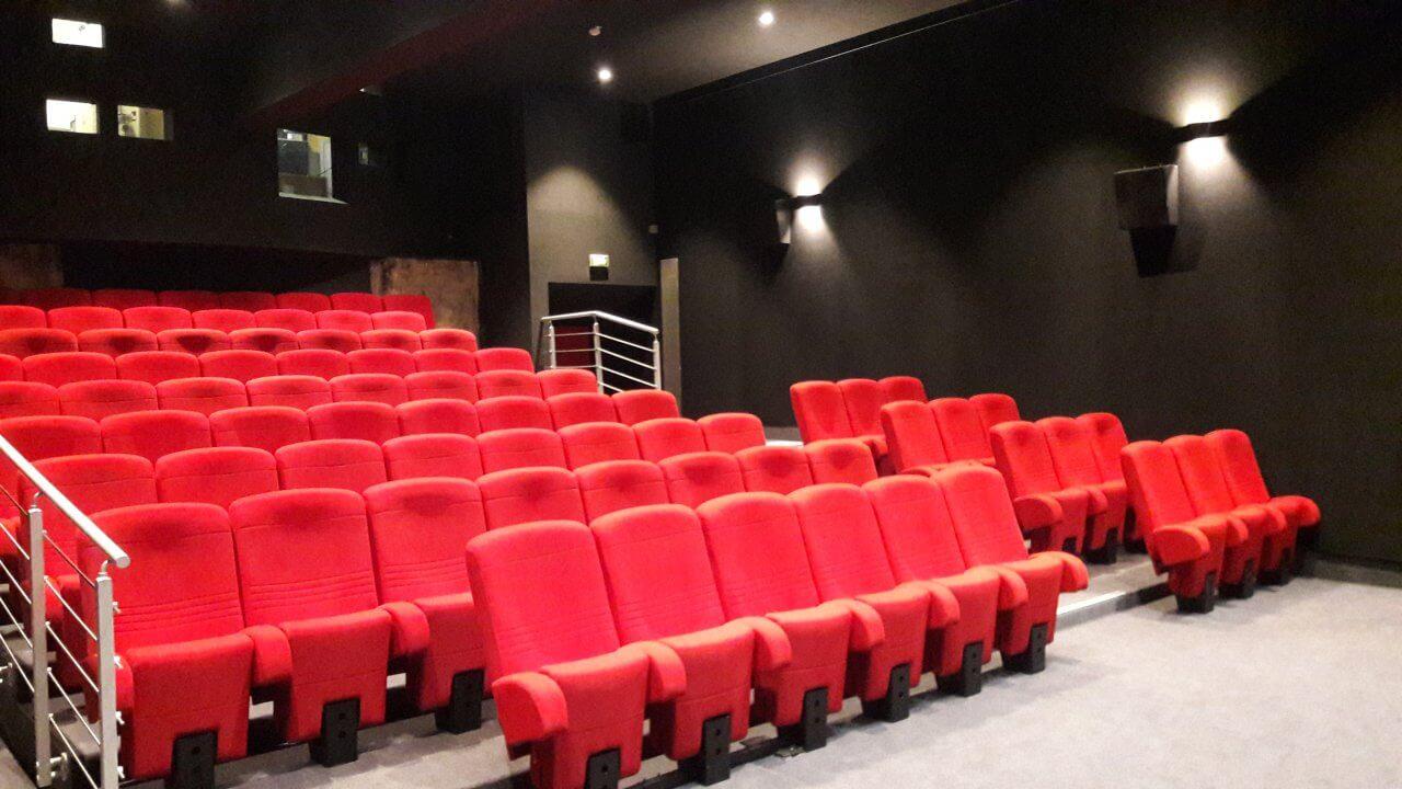Kleslo - fauteuil Inertie - Leader de fabrication de fauteuils cinéma, théâtre ...Le lux scene nationale- valence v2