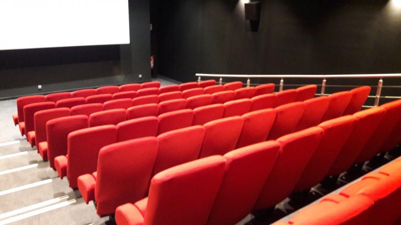 Kleslo - fauteuil Inertie - Leader de fabrication de fauteuils cinéma, théâtre ...Le lux scene nationale- valence v3