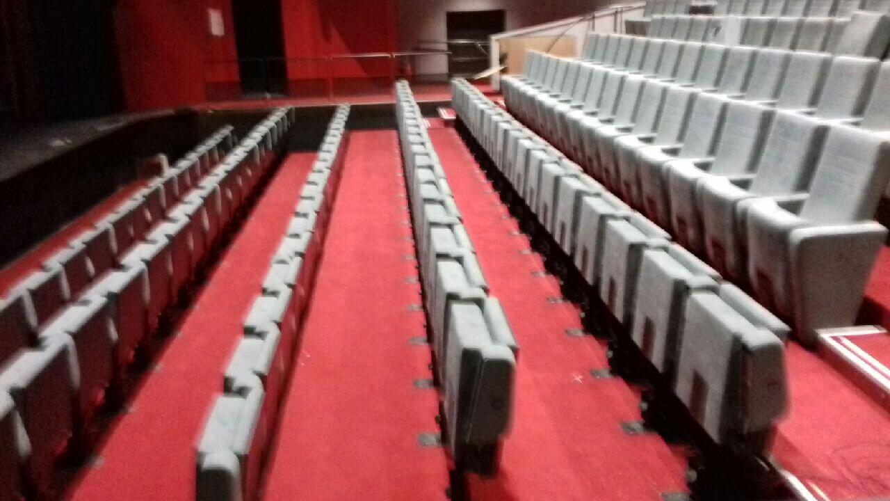 Kleslo - fauteuil Inertie - Leader de fabrication de fauteuils cinéma, théâtre ...Theatre municipale de tarare v3