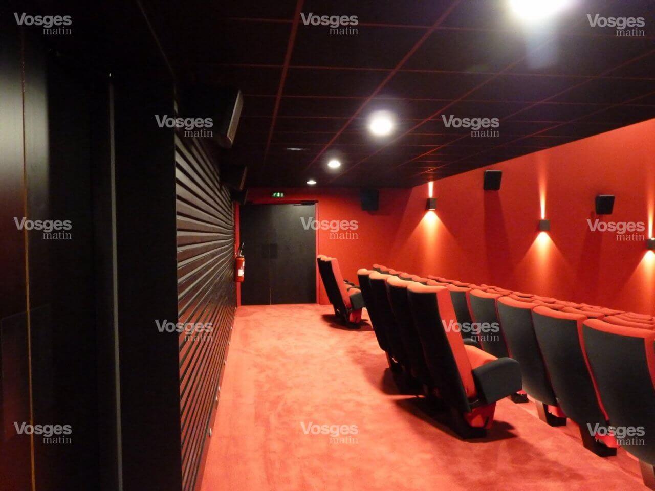 Kleslo - fauteuil Inertie - Leader de fabrication de fauteuils cinéma, théâtre ...neopolis v2
