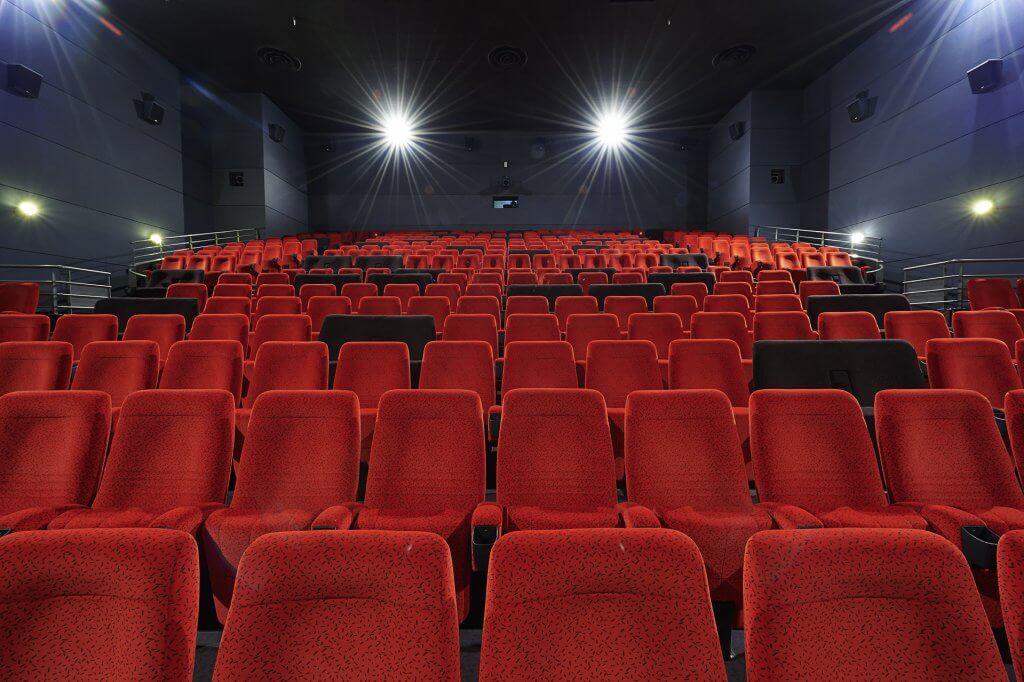 Kleslo - réalisation Fauteuil cinéma Ciné city Troyes