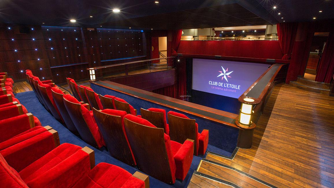 Kleslo - Leader de fabrication de fauteuils cinéma, théâtre ... Club de l'étoile V3