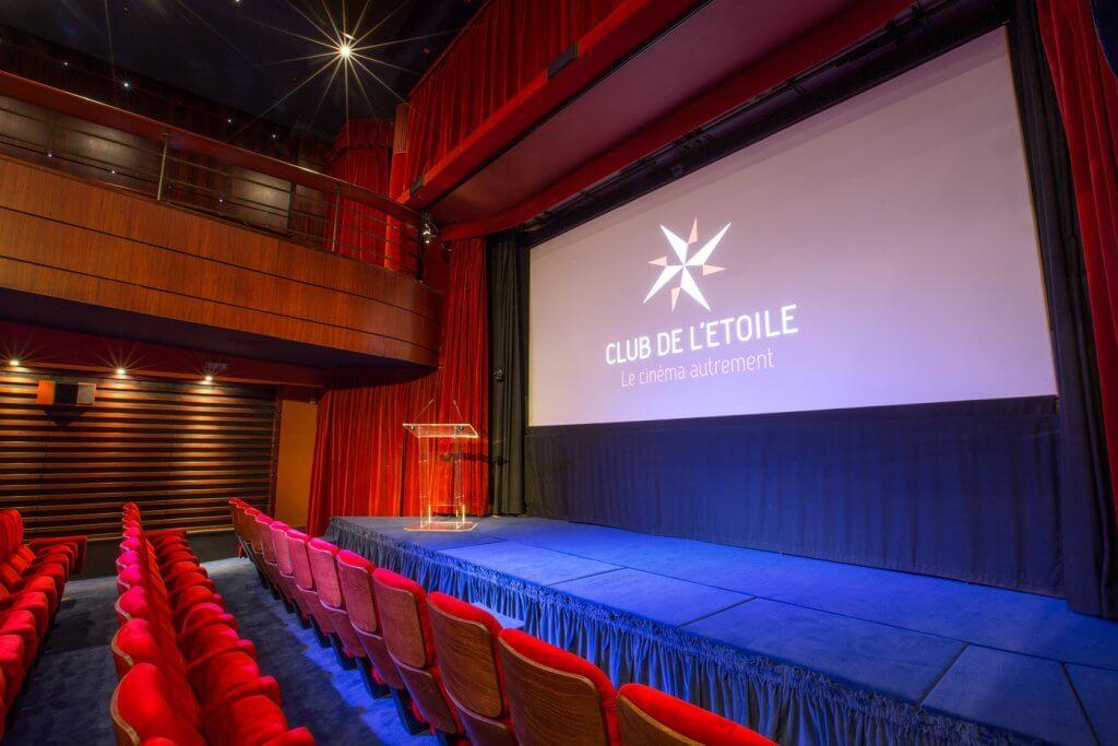 Kleslo - Leader de fabrication de fauteuils cinéma, théâtre ... Club de l'étoile V4