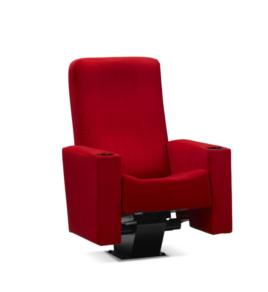 Kleslo -Atrium Leader de fabrication de fauteuils cinéma, théâtre ...drift fauteuil avec brevet rouge