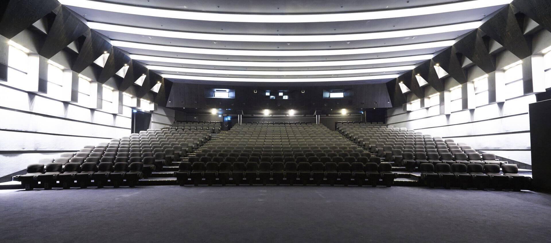 Kleslo -Ottoman Inertie - Leader de fabrication de fauteuils cinéma, théâtre ...UGC les hallesv8