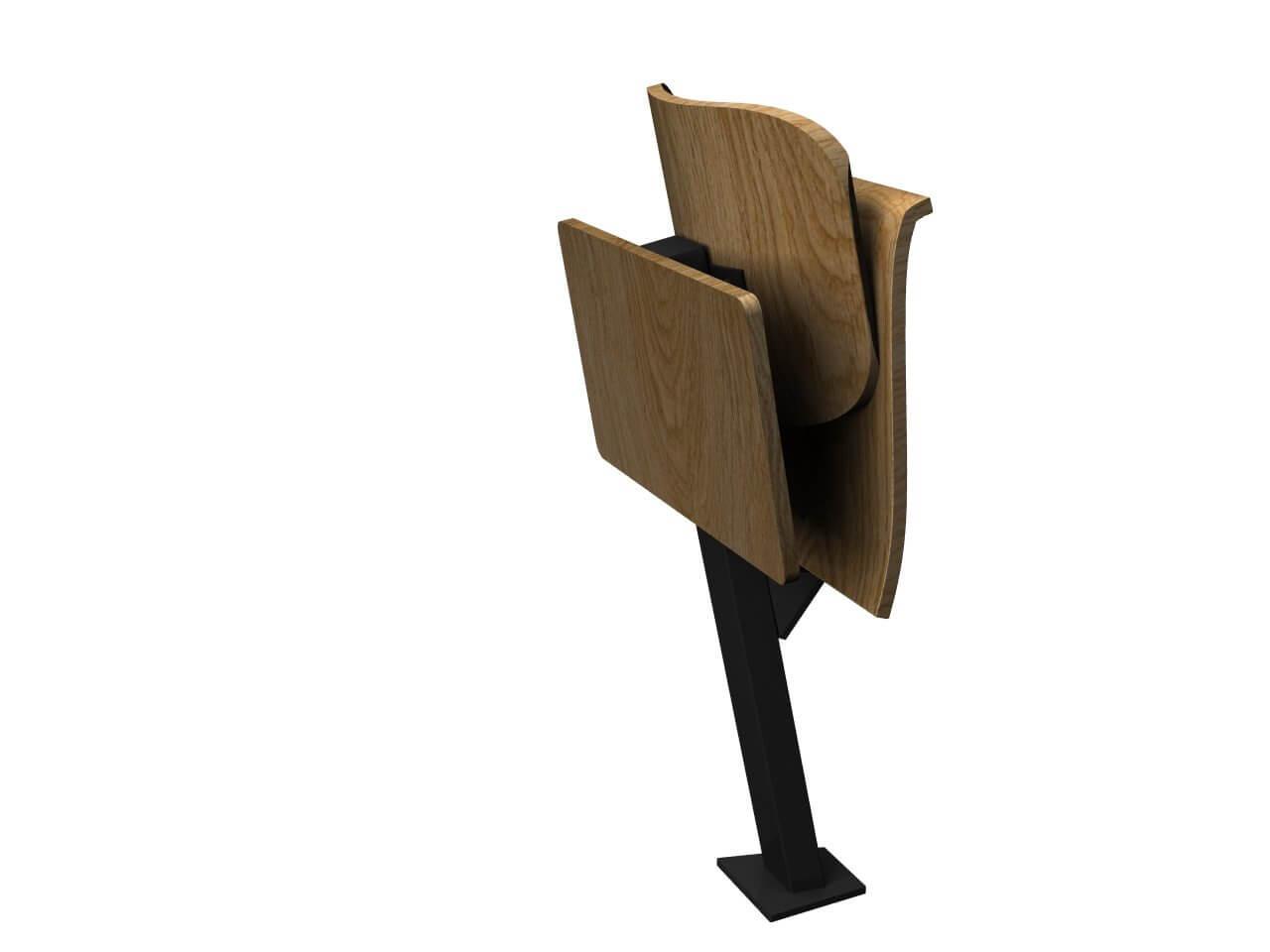 Kleslo - pulpitum- Leader de fabrication de fauteuils cinéma, théâtre ...pulpitum v4