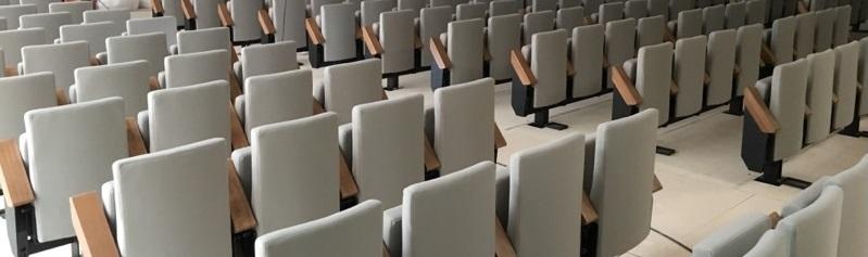 Kleslo - GIM Neuilly-sur scène - Leader de fabrication de fauteuils cinéma, théâtre ...GIM Neuilly-sur scène