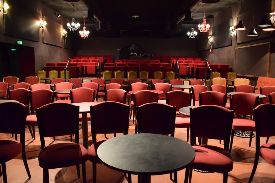 Kleslo - Leader de fabrication de fauteuils cinéma, théâtre ... Versailles royale factory stand up V3