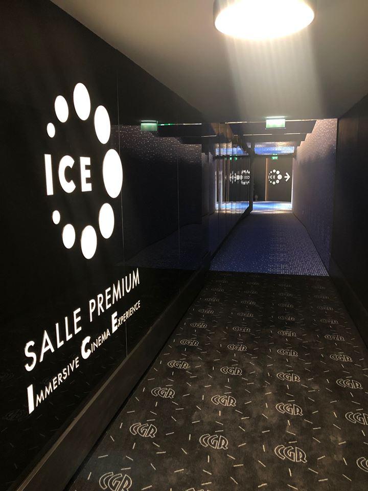 Kleslo - fauteuil Inertie - Leader de fabrication de fauteuils cinéma, théâtre ...SALLE Ice by CGR tours 2 lions v25