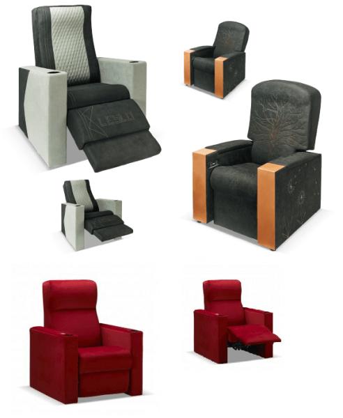Kleslo Leader de fabrication de fauteuils cinéma, théâtre ...Luge fauteuil electrique 1 moteur et 2 moteurs