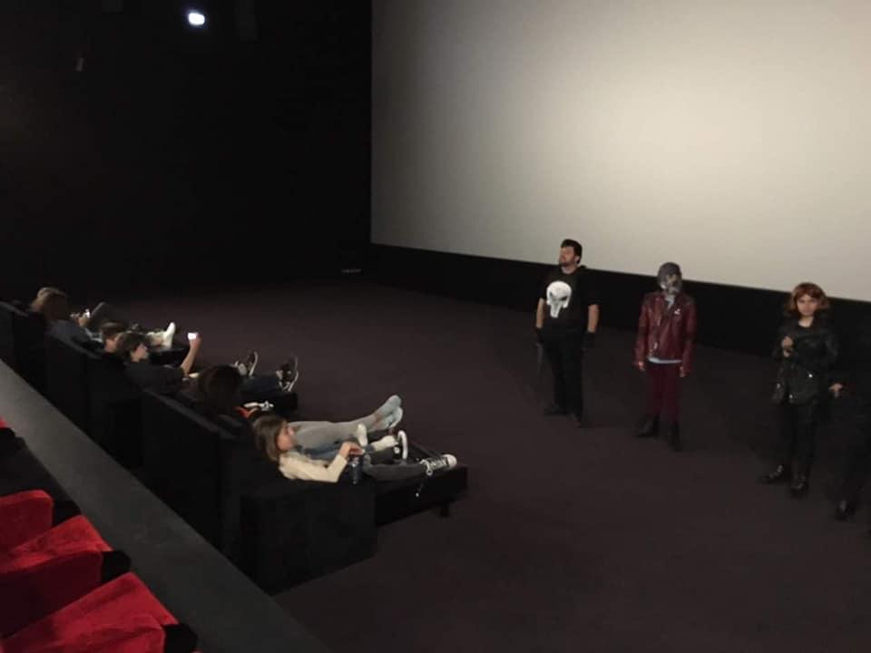 Kleslo - fauteuil Drift, Méridienne - Leader de fabrication de fauteuils cinéma, théâtre ...Clap Ciné v3