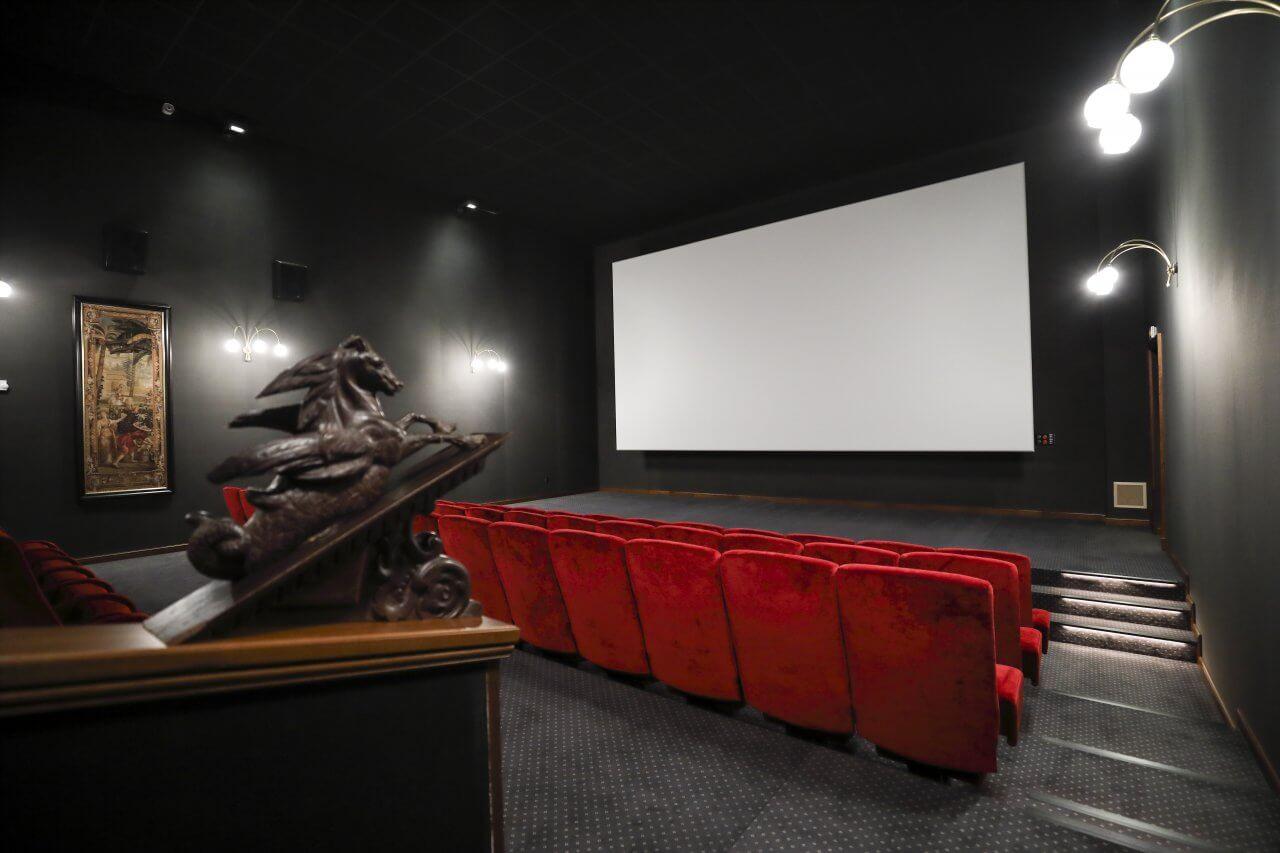 cinema borderouge Kleslo - Ugc Debroukère belgiqueur mesure de restaurant, Hall d'aceuil - Leader de fabrication de fauteuils cinéma, théâtre ... toulousev2