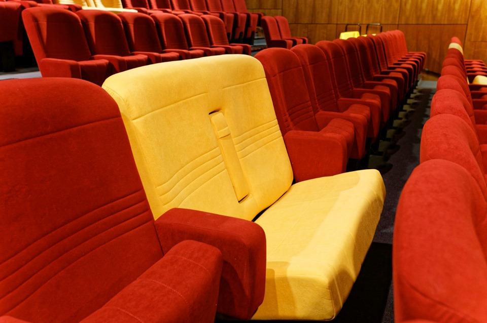 Kleslo - FOLIOT- Leader de fabrication de fauteuils cinéma, théâtre ...foliot vp