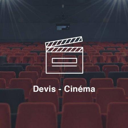 Devis - Cinéma