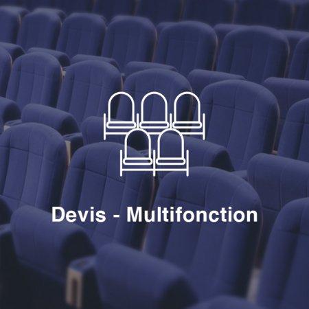 Devis - Multifonction