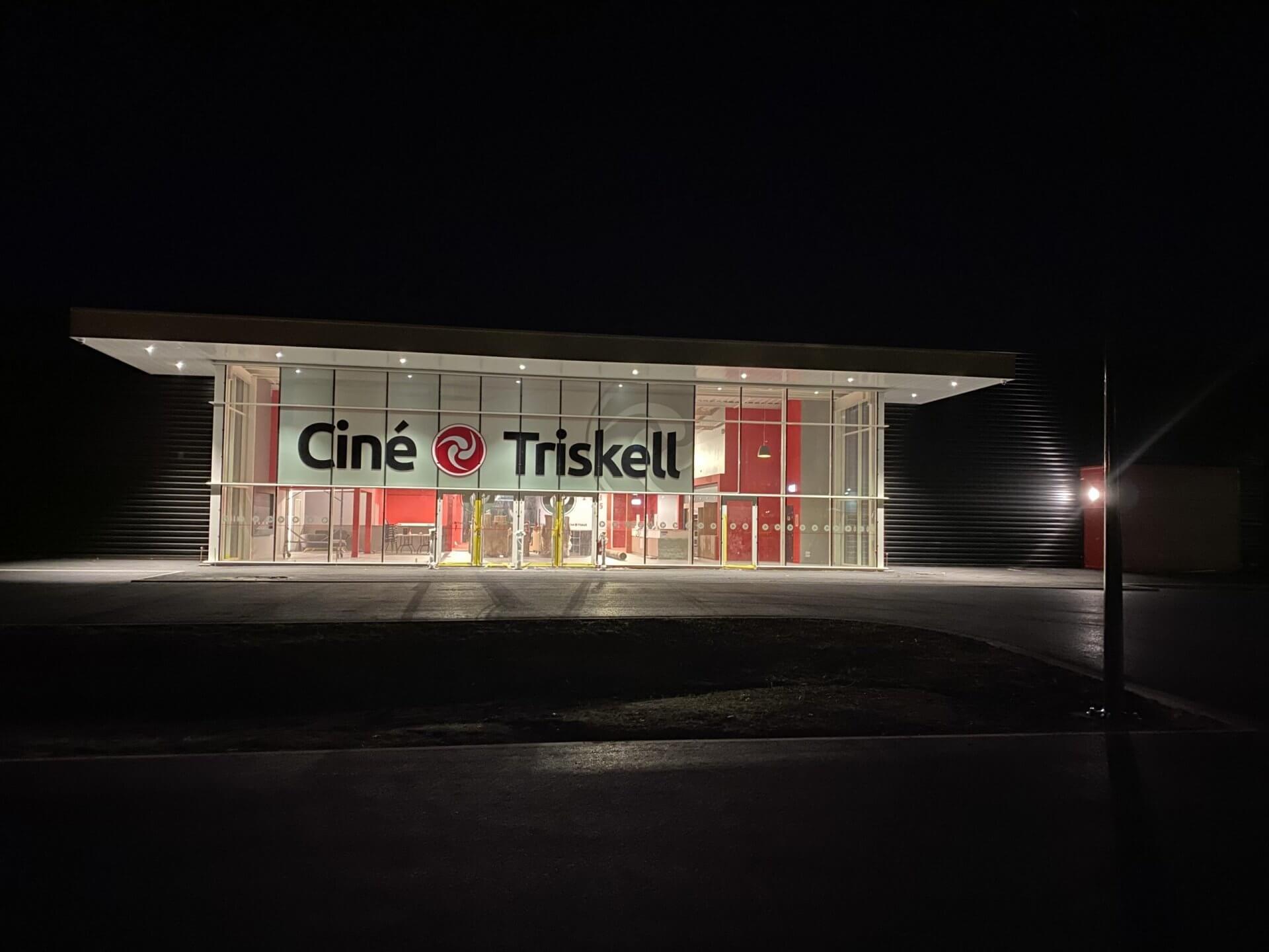 Kleslo - fauteuil club- Leader de fabrication de fauteuils cinéma, théâtre ... cinéma Ciné Triskell de Challans v2