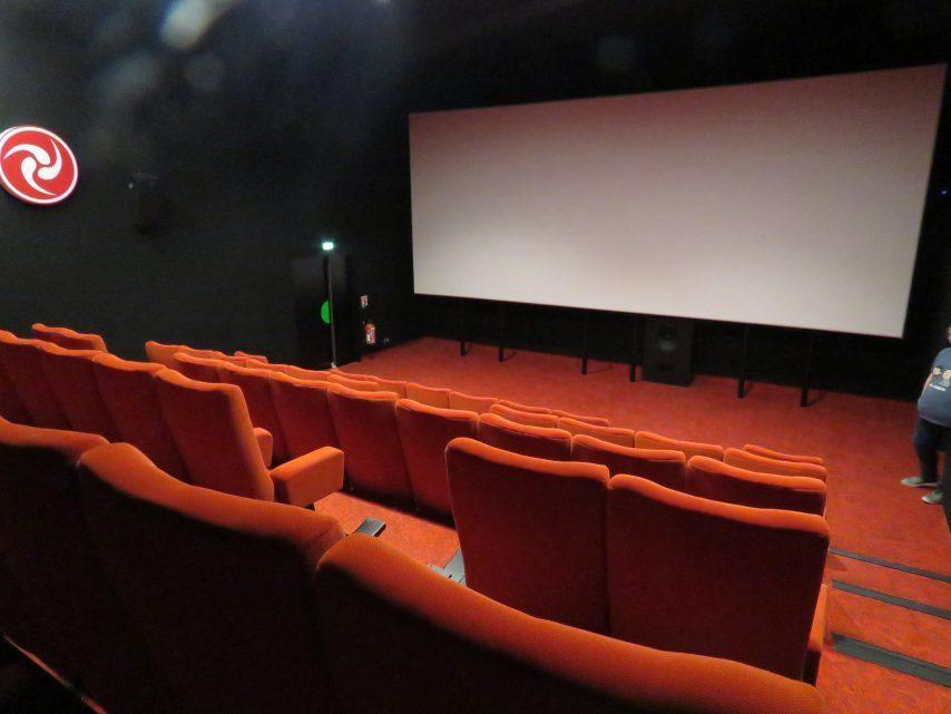 Kleslo - fauteuil club- Leader de fabrication de fauteuils cinéma, théâtre ... cinéma Ciné Triskell de Challans