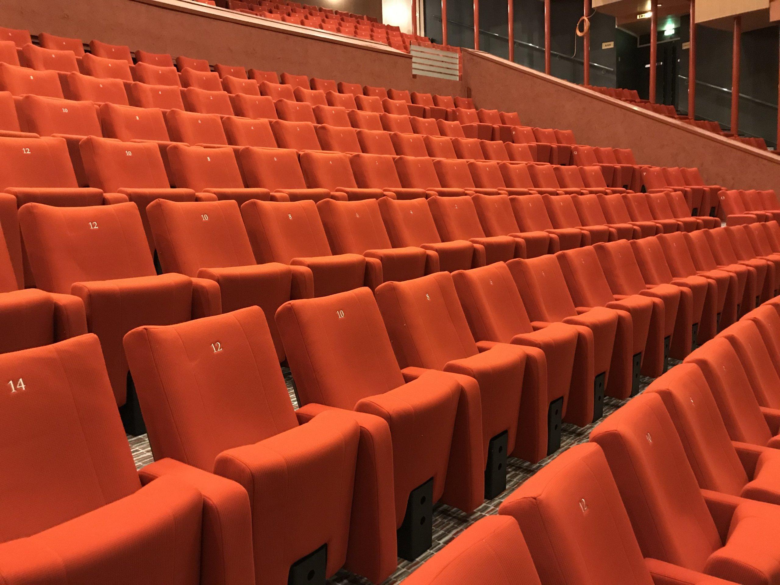 Kleslo - fauteuil Inertie - Leader de fabrication de fauteuils cinéma, théâtre ... Opéra Massy v4