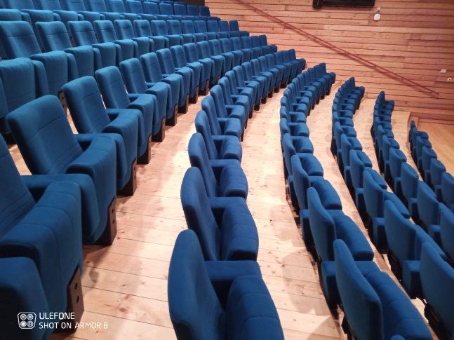 Kleslo - fauteuil Atrium Wingen sur moder - Leader de fabrication de fauteuils cinéma, théâtre ... fauteuil inclinable avec verin V3