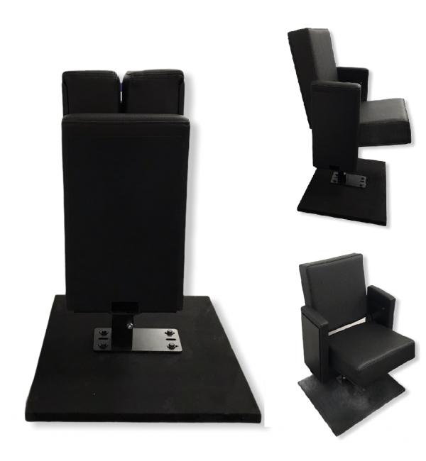 Kleslo - Puto- Leader de fabrication de fauteuils cinéma, théâtre ... puto V