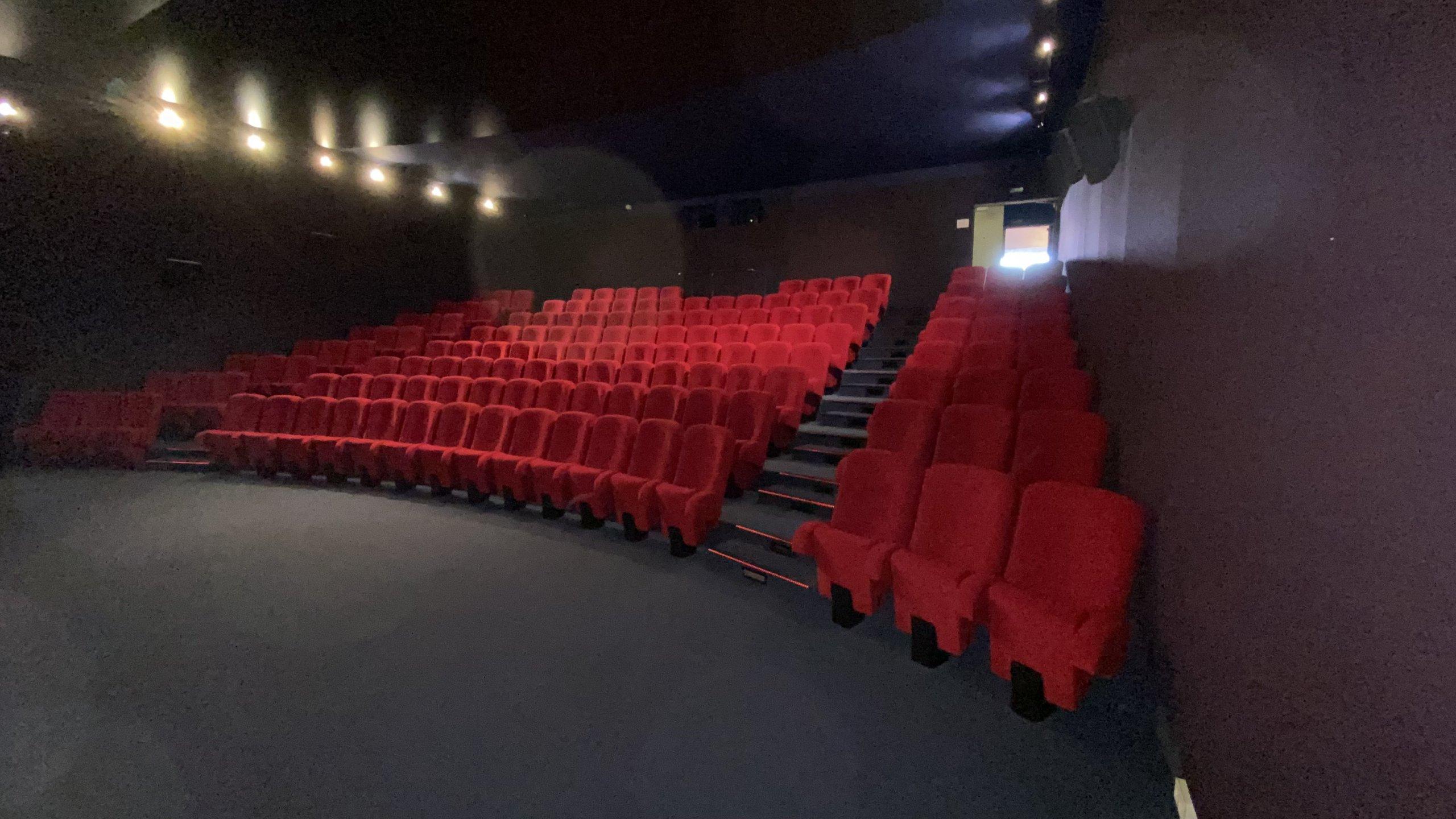 Kleslo - Puto- Leader de fabrication de fauteuils cinéma, théâtre ... cinema admosphere oyonnax v4
